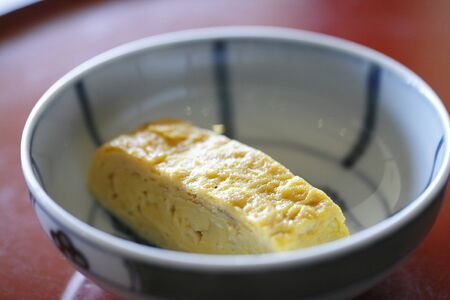 dashi: Fried eggs