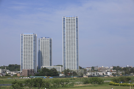 Futakotamagawa rise high-rise apartment