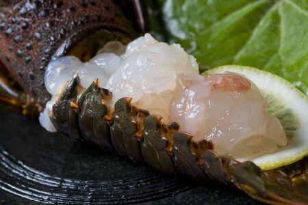 unprocessed: Rock lobster