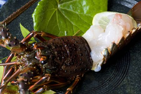 rawness: Rock lobster