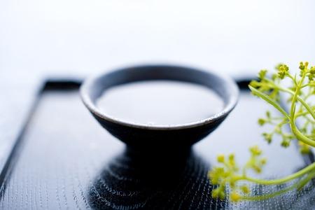 日本酒: 日本酒 写真素材