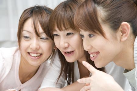 girls night: Girls Night Stock Photo