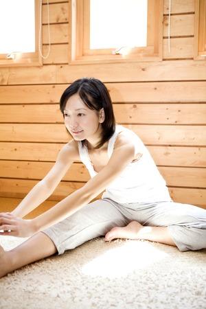 10s: Stretch Stock Photo