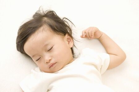 sleeping face: Sleeping face