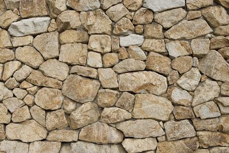 Steinmauer Standard-Bild - 39939882