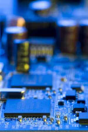 science tips: electronic circuit card