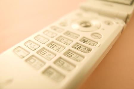 通信: 携帯電話