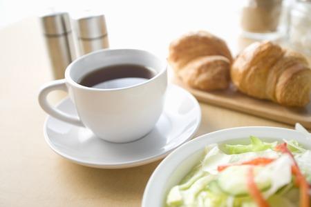 robust: Breakfast Stock Photo