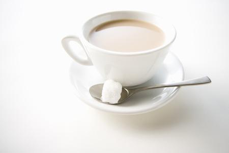 cafe au lait: Cafe au lait Stock Photo