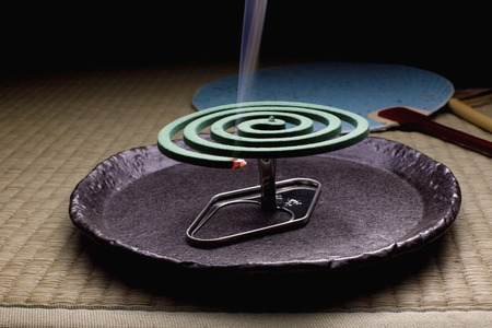 Mosquito coil Imagens - 40264839
