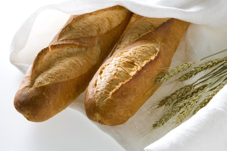 french bread: Pan franc?s