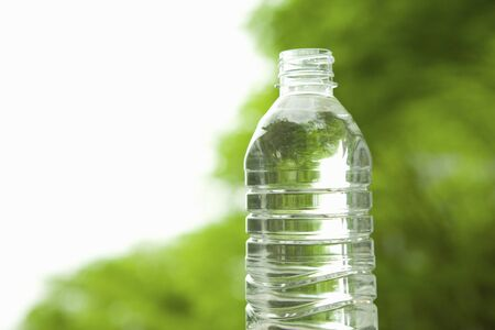 pet flasche: PET bottles