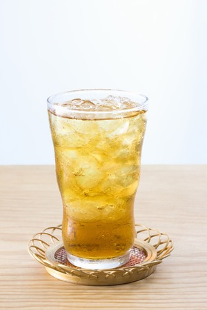 reviving: Iced tea
