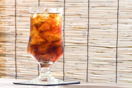 invigorating: Ice coffee