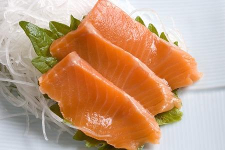 rawness: Salmon Stock Photo