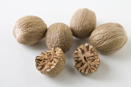 Nutmeg Фото со стока - 46336303
