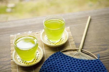 Japanesestyle image Stock Photo