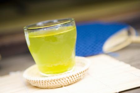 verandah: Japan tea