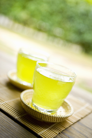 frigid: Japan tea