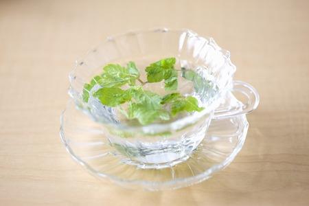 intermission: Herbal tea