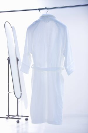 bathrobes: Bathrobes Stock Photo