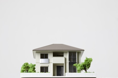 scaled down: House