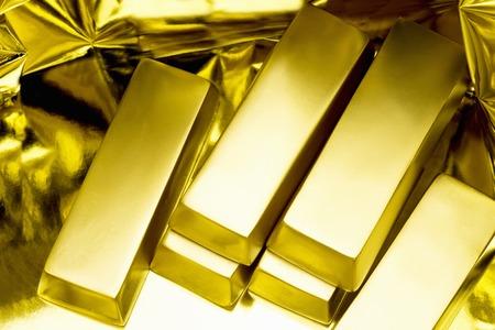 lingote oro: El oro en lingotes