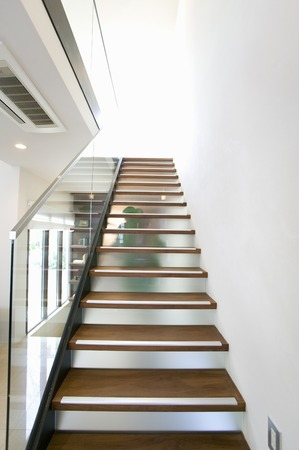 livelihood: Stairs Stock Photo