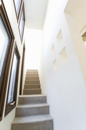 passageway: Stairs Stock Photo
