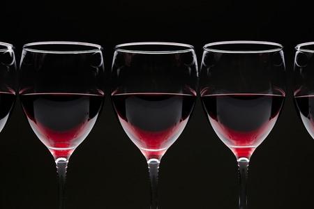 Red wine Banco de Imagens - 40109988