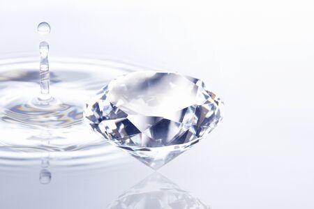 radiancy: Diamonds and splash