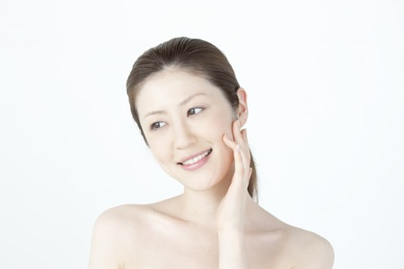 healthy skin Stock Photo - 40279148