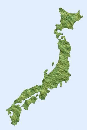 environmental issues: Japan Stock Photo
