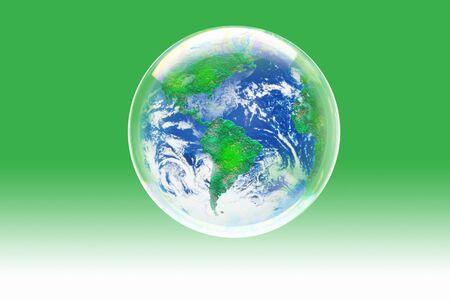 greening: Earth
