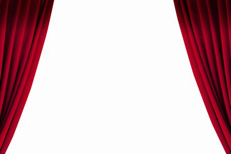 telon de teatro: Etapa cortinas