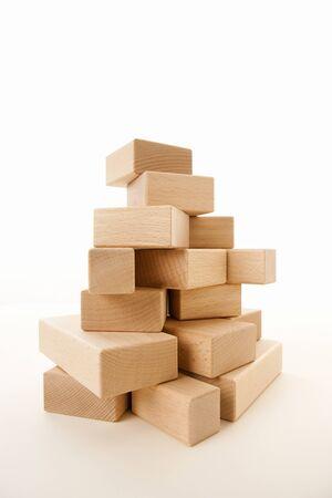 ビルディング ブロック 写真素材