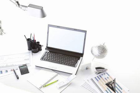 computer writing: Office