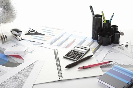 papeleria: Calculadora y diagrama