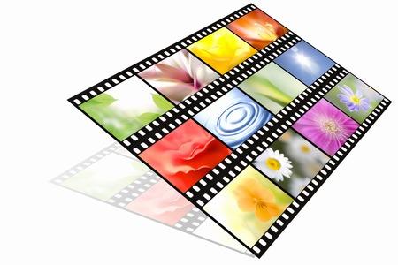 photos of pattern: Film
