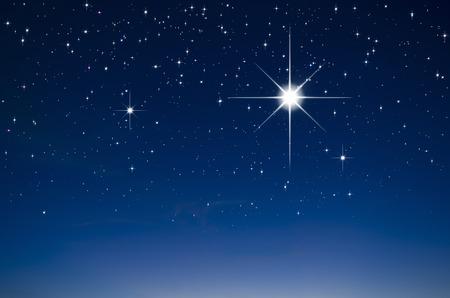 Cielo estrellado Foto de archivo - 40164576