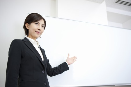 OL to a description using the whiteboard
