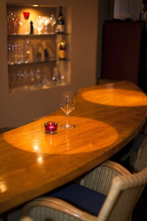 bar counter: BAR counter