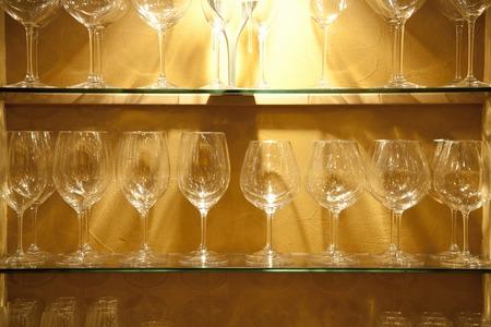 celeb: Shelves were put in wine