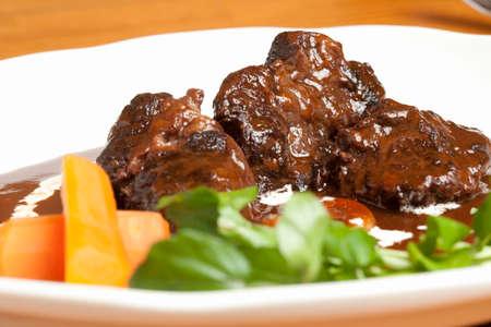 beef stew: Beef stew Stock Photo