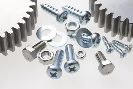 Gear and screw