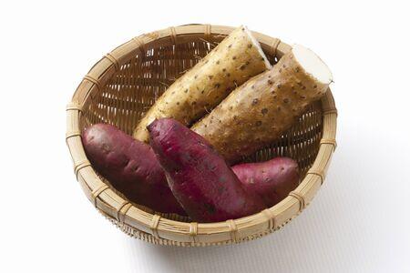 sweet potato: La batata y el �ame