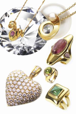 Jewelry Banco de Imagens
