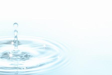 Ondulations de l'eau Banque d'images - 40209623