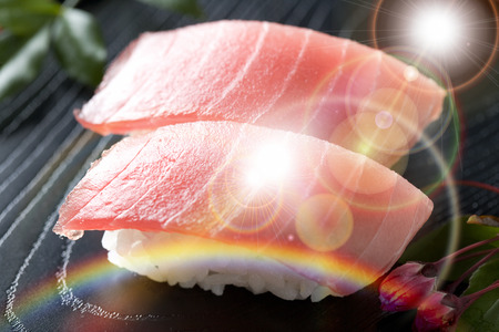 carnes rojas: La carne roja de at�n