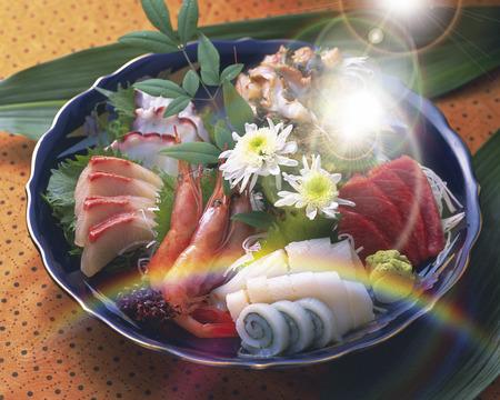 rawness: Sashimi